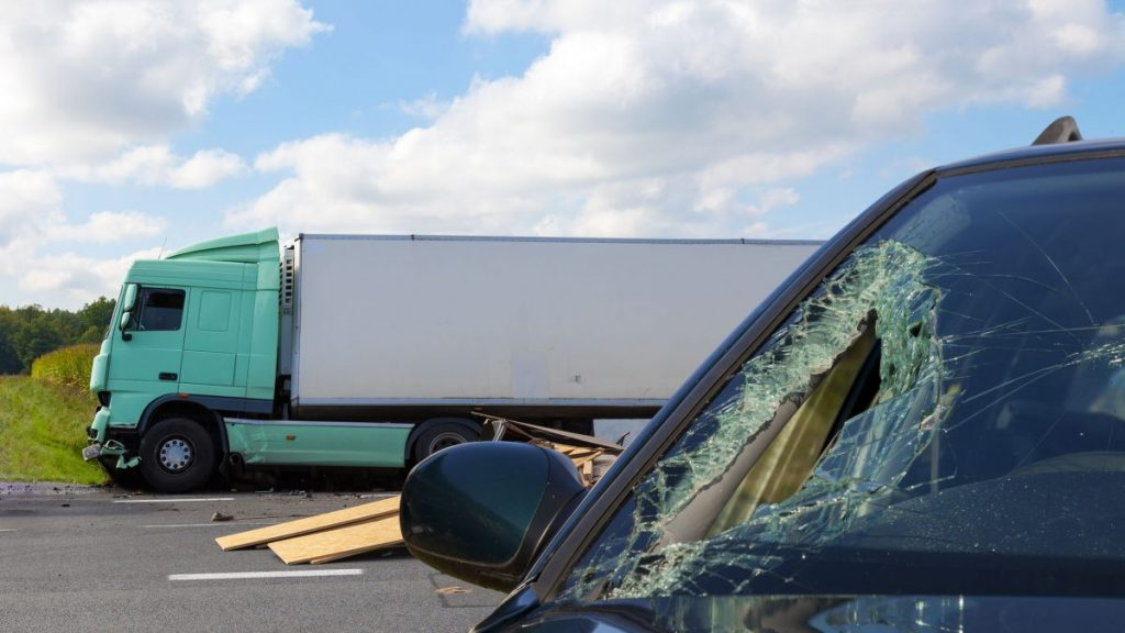 Cargo Spills and Truck Accidents | Jerome Fjeld, PLLC