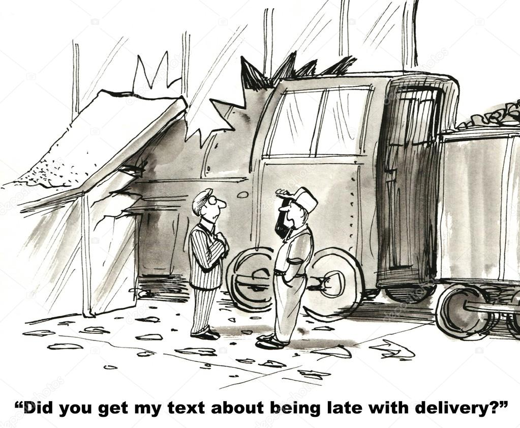 Delivery Company Pressures Delivery Driver and Cause Motor Vehicle Accidents