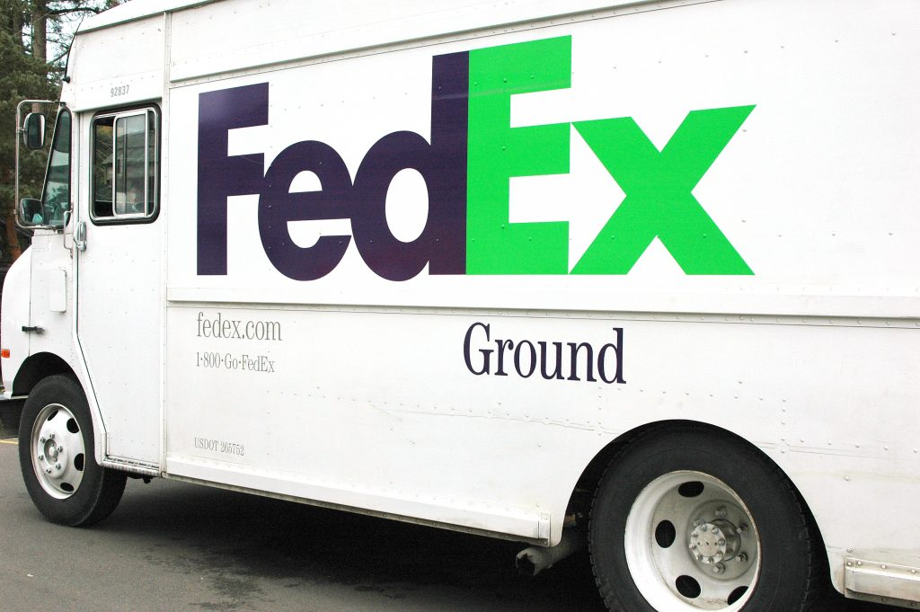 Fed Ex Delivery Truck Accident Lawyer