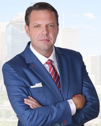 Houston Personal Injury Lawyer Jerome O. Fjeld