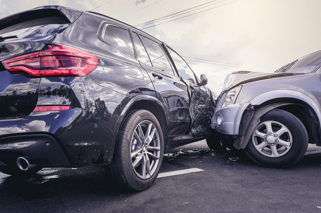 Houston Uber Accident