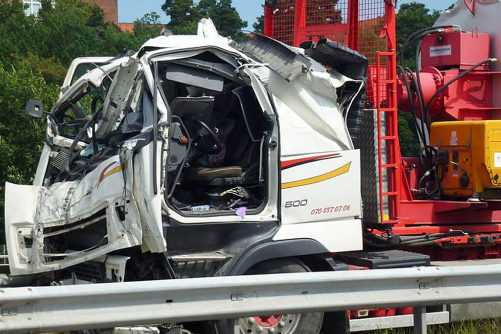 Truck Accidents a true challenge Truck Accidents a true challenge |