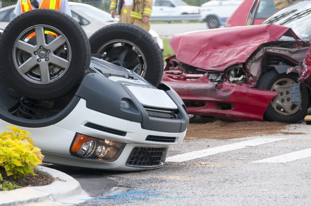 Why Hire Attorney Jerome O. Fjeld, PLLC ? Victoria Texas Motor Vehicle Accident Roll Over
