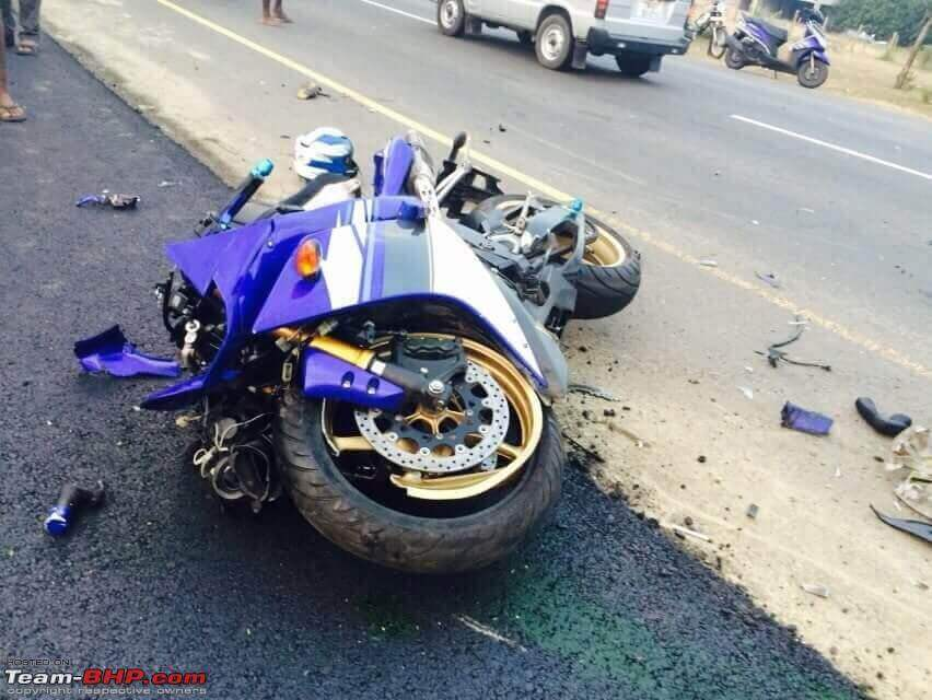 Sport Bike Accidents