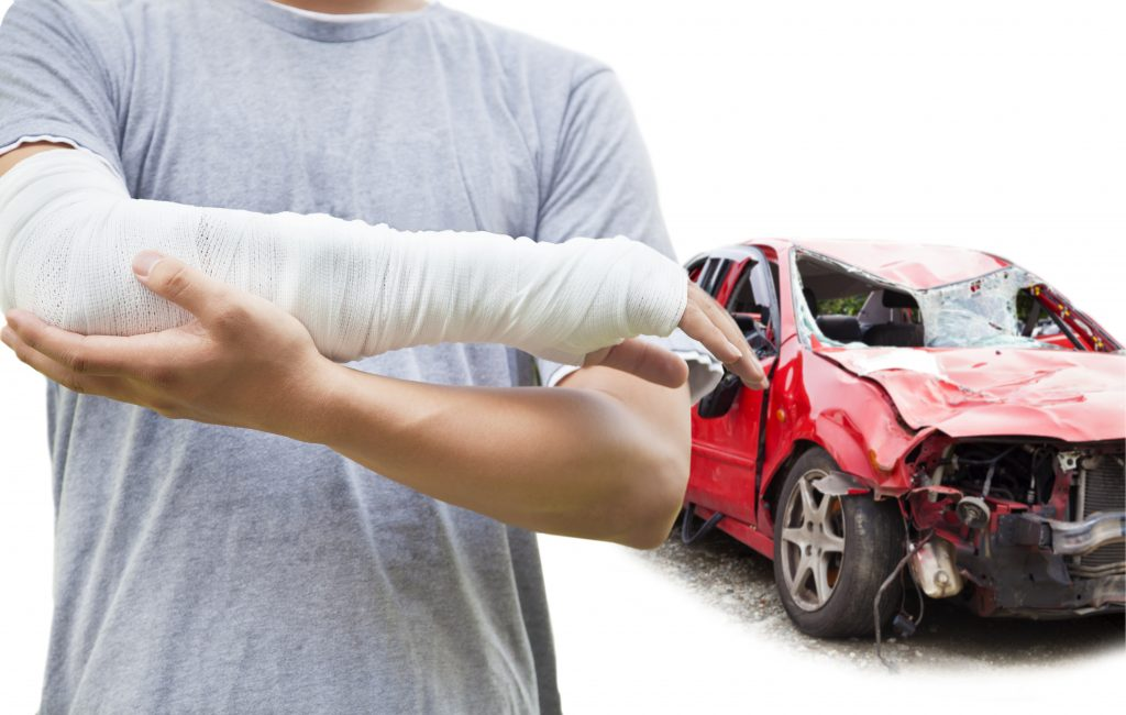 Involved in a car accident and suffered severe injuries call us today!