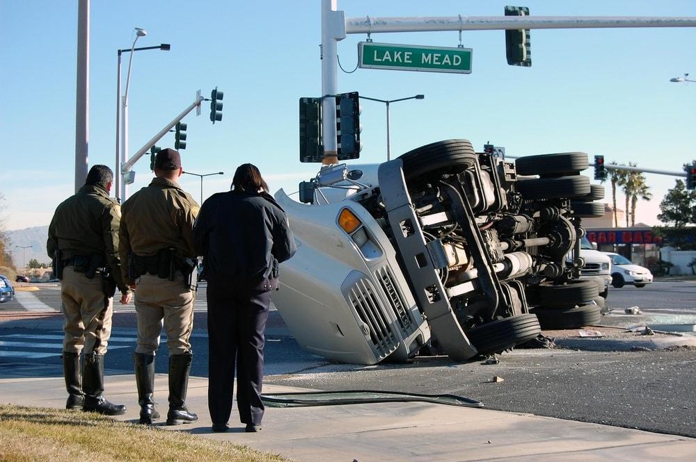 Truck Accident Attorney in Houston, TX