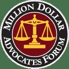 Houston Personal Injury Lawyer certified Million Dollar Advocate