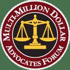 Multi-Million Dollar Advocate Forum/ Jerome O. Fjeld, PLLC. Personal Injury Attorney in Houston, TX