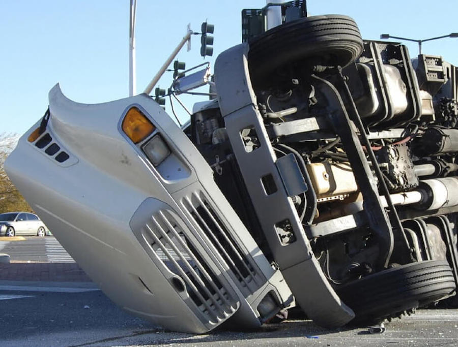 Can Truck Driver Still Hold A License After Multiple Accidents?