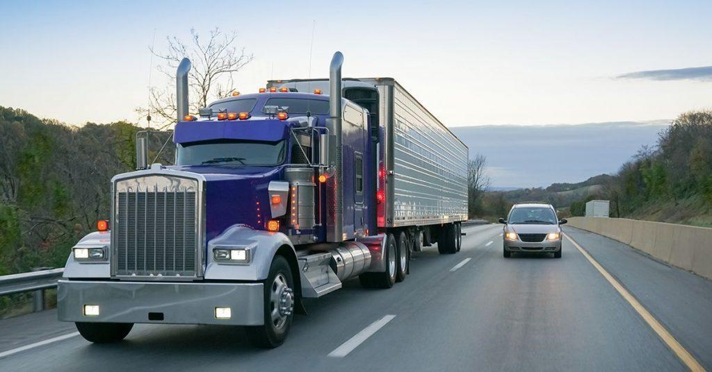 Can You Sue A Trucking Company?  Attorney Jerome O. Fjeld, PLLC.