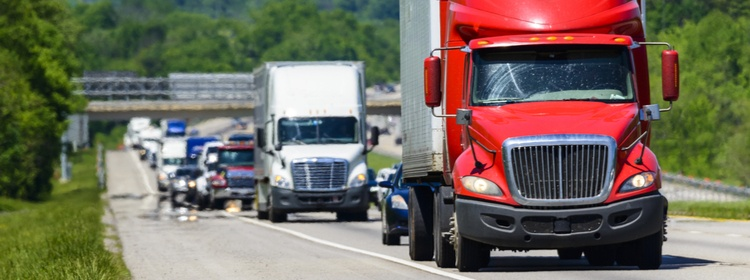Truck Accident Procedures | Jerome Fjeld, PLLC