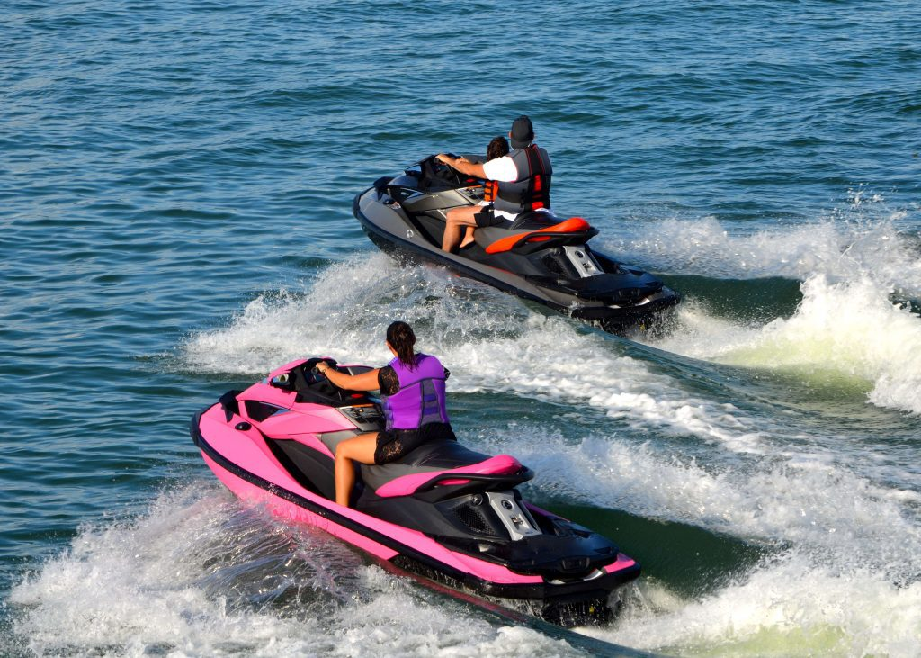 Inexperience is one of the major causes of boating accidents