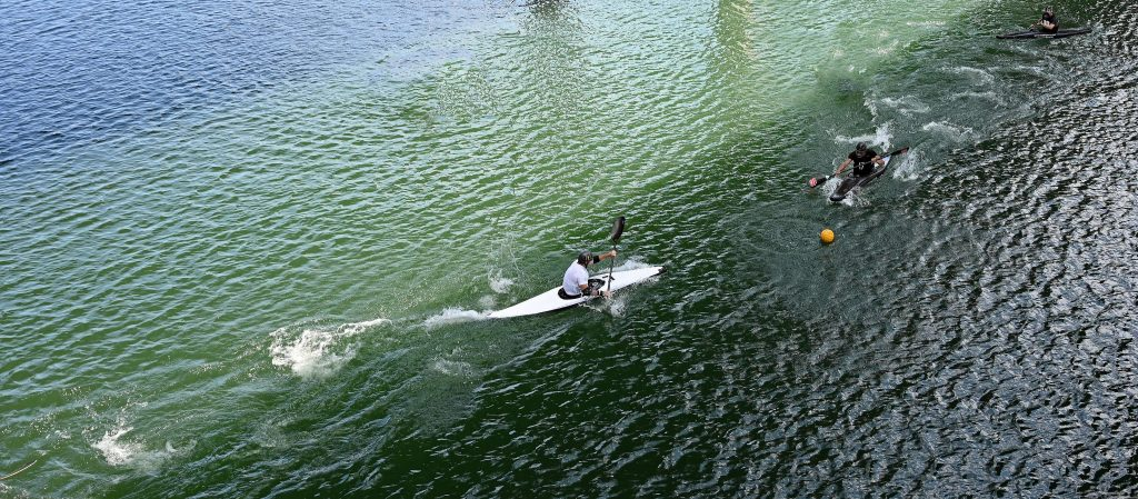 Kayakers on Lady Bird Lake, Austin Texas need a Houston Boat Accident Lawyer