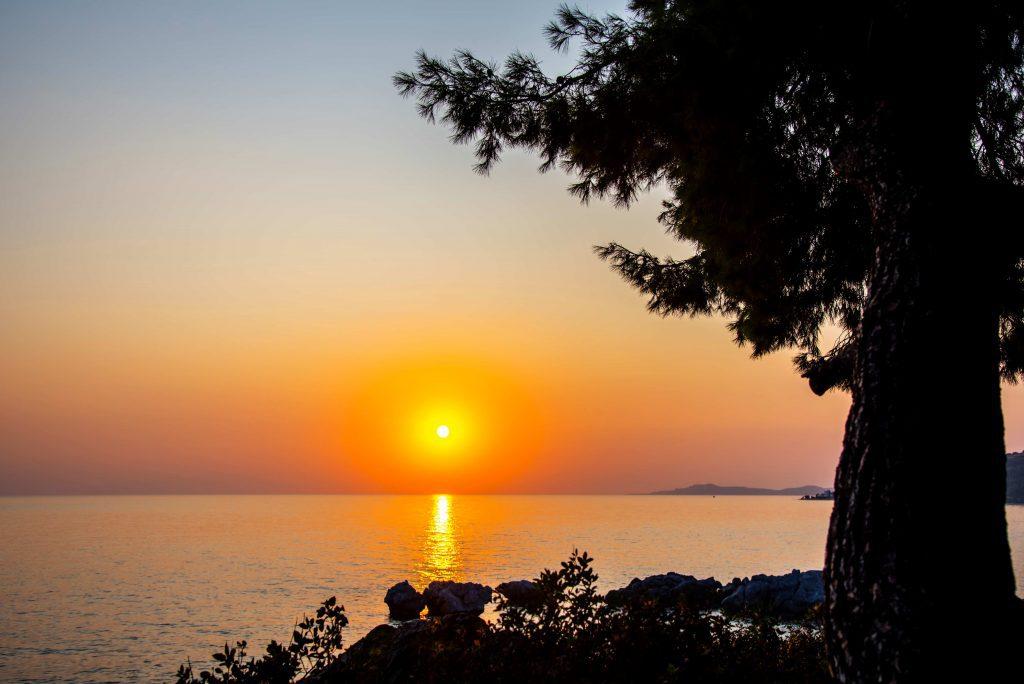 Sunrise After Divorce