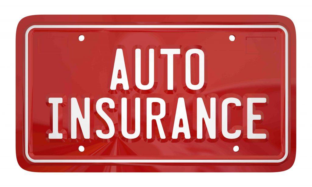 Auto Insurance Claim Sign